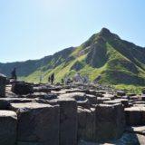 Giant's Causeway - et af naturens vidundere
